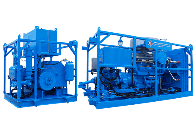 PGS-1500 Pump Skid