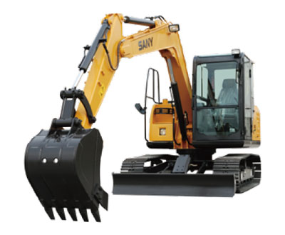 New Generation Hydraulic Excavator:SY75C