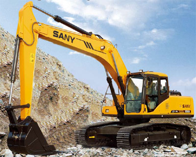 New Generation Hydraulic Excavator:SY215C