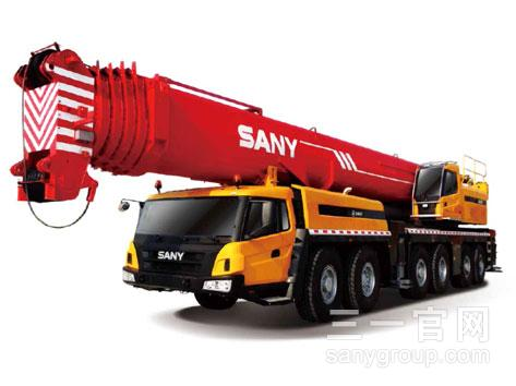 All-terrain Crane:SAC3500