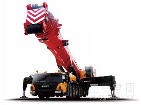 All-terrain Crane:SAC6000