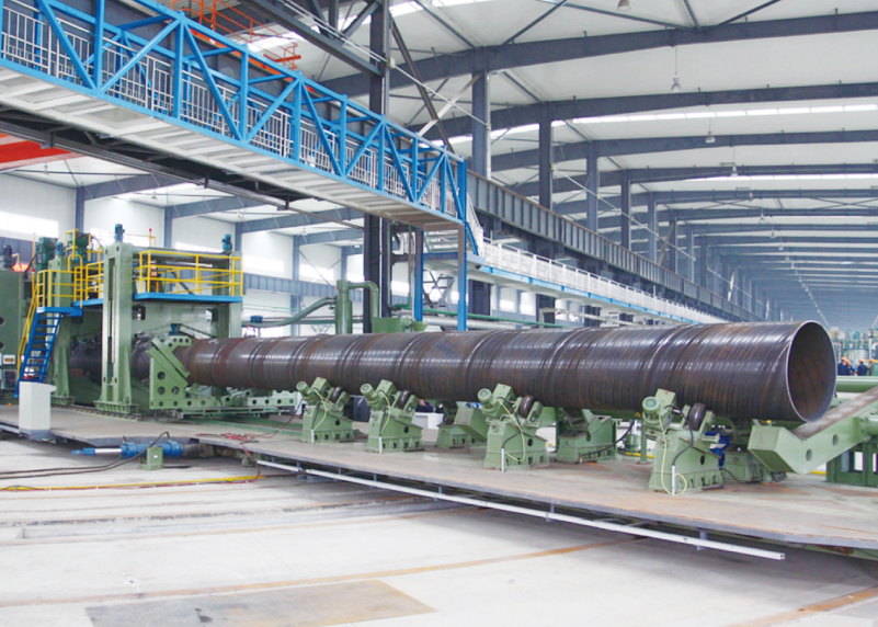 SAWH Line Pipe