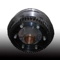 alloy casting crane wheel