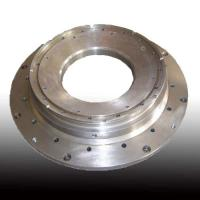 machined parts of flange