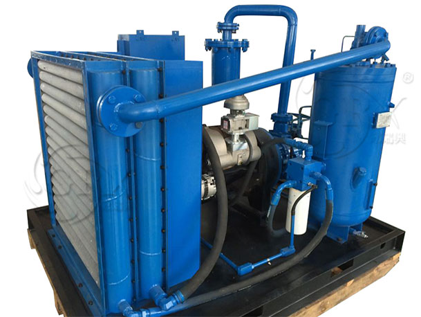Motor Driven Rotary Screw Compressors