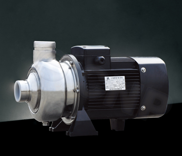 Stainless Steel Horizontal Single-stage Centrifugal Pump