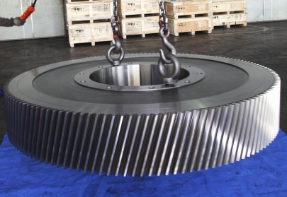Large Module Helical Gear